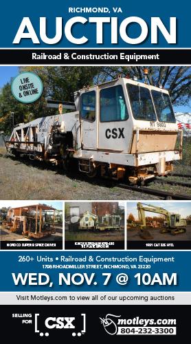 Image for Rail Equipment