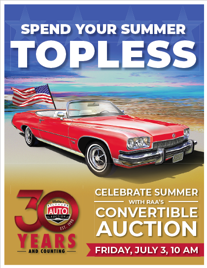 Image for Richmond Auto Auction Specialty Events